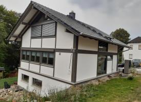 Fassade in Hartenstein