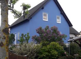 Fassade in Oberlichtenau - nachher