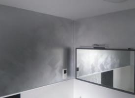 Badgestaltung mit Effektbeschichtung